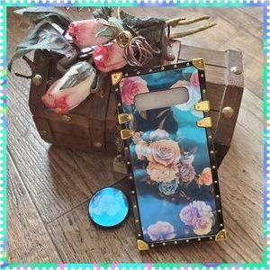 Accessories - FLORAL PHONE CASE SAMSUNG GALAXY S10